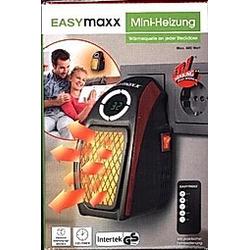 EASYmaxx Mini-Heizung 500W mit Fernb.