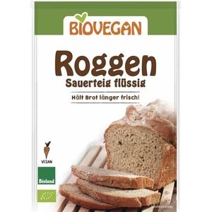Biovegan Natursauerteig Roggen flüssig bio
