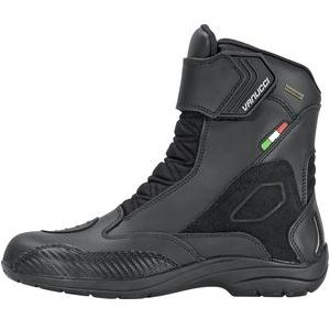 Vanucci VTB 3 Kurz Stiefel schwarz 39