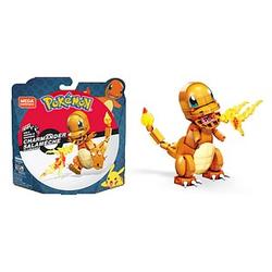 Mattel GAMES™ Mega Construx GKY96 Pokémon Glumanda Bausatz