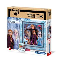 Disney Frozen Puzzle Rahmen Puzzle 60 Teile Frame me up - Disney, Puzzleteile