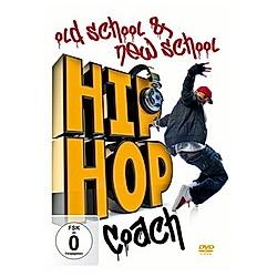 Hip Hop Coach: Old School & New School - DVD  Filme
