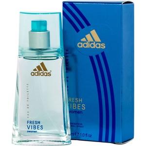 (45 EUR/100 ml) adidas for Women fresh vibes Eau de Toilette 30ml