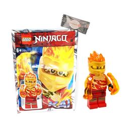 LEGO® Spielfigur Lego® Ninjago Legacy Minifiguren - Figur Kai, (Set)