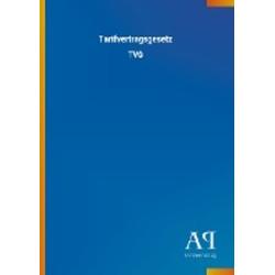 Tarifvertragsgesetz als Buch von