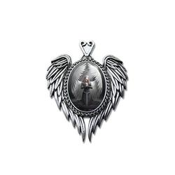 Adelia´s Amulett Cabochon Talisman, Prayer For The Fallen Cabochon