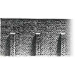 NOCH 58056 H0 Mauerwerk Stützmauer