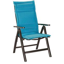 BEST Sitzkissen Soft-Line blau