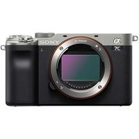 Sony Alpha 7C silber + FE 28-60 mm