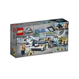 Lego Jurassic World Dr. Wus Labor: Ausbruch der Baby-Dinosaurier 75939
