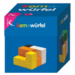 Somawürfel (Holzwürfel)