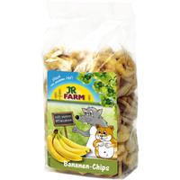 JR Farm Bananen-Chips 150 g
