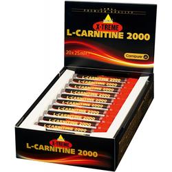 inkospor X-Treme L-Carnitine 2000, 20 x 25 ml Trinkampullen