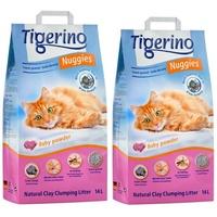 Tigerino Nuggies Babypuderduft 2 x 14 l
