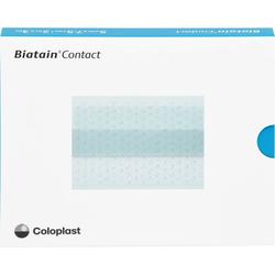 BIATAIN Contact Silik.Kont.Aufl.5x7,5 cm n.haft. 10 St.