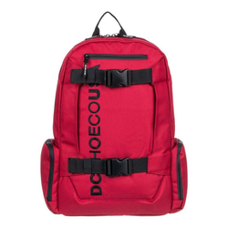 DC Shoes Tagesrucksack Chalkers 28L rot