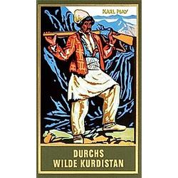 Durchs wilde Kurdistan. Karl May  - Buch