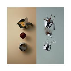 Alessi Espressokocher Espressokocher MOKA modern 6