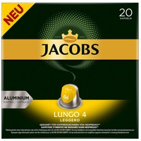 Jacobs Lungo 4 Leggero 10x20 St.