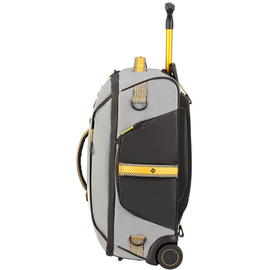 Samsonite Paradiver Light 2-Rollen Cabin 55 cm / 51 l grey-yellow