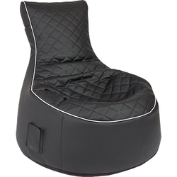 Sitzsack Swing MODO TAP, schwarz