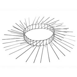 SCHWEGLER Katzenabwehrgürtel für Baumumfang bis 70 cm Durchmesser