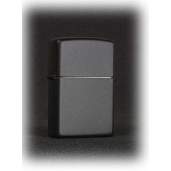 Zippo Benzinfeuerzeug schwarz