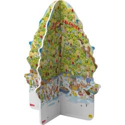 Carlsen Verlag Pixi Weihnachtsbaumform 2019 Adventskalender
