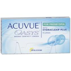 Acuvue Oasys for PRESBYOPIA 6er Box Addition MED (ADD +1,50 bis +1,75)