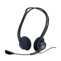 Logitech 960 USB PC Headset