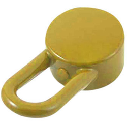 hansgrohe Griff Axor Uno Color, gelb für Waschtisch-, Küchen- und Bidetmischer