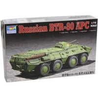 Trumpeter 07267 - Russian BTR-80 Armoured Personnel Carrier 1:72