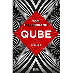 Qube. Tom Hillenbrand  - Buch