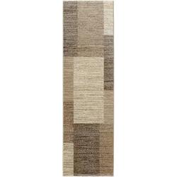 Teppich in Pastellfarben natur ca. 80/150 cm