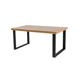 Stół Qildor 180x90 cm z litego drewna dębowego
