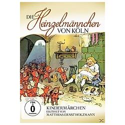 Die Heinzelmännchen Von Köln - DVD  Filme