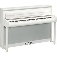 PWH Digital Piano Weiss poliert