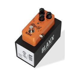 BLAXX Reverb-Pedal für E-Gitarre mit vier verschiedenen Modi