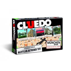 Winning Moves Spiel, Brettspiel Cluedo München