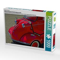 Messerschmitt KR 200 Kabinenroller Lege-Größe 64 x 48 cm Foto-Puzzle Bild von Ingo Laue Puzzle