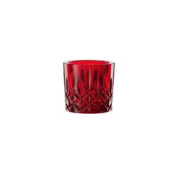 Nachtmann Kerzenhalter Noblesse Teelichthalter rot