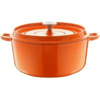 Berndes 034247 Bräter 28 cm orange