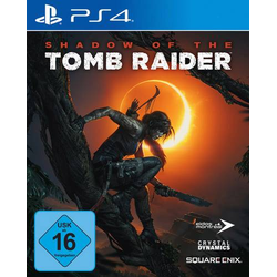 PS4 Shadow of the Tomb Raider PS4 USK: 16