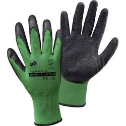 L+D SIMPLY Latex 1490-10 Latex Arbeitshandschuh Größe (Handschuhe): 10 EN 388 , EN ISO 13997:1999