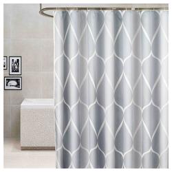 Tongtong Duschvorhang Duschvorhang, hohe Qualität, Anti-Mehltau-Effekt, wasserdicht, Antibakterielle, Höhe 200 cm, Breite 180 cm 180 cm x 200 cm