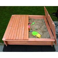 Promex Sandkasten Tessa mit Abdeckung klein (356/71)