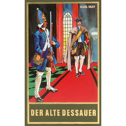 Der alte Dessauer als Buch von Karl May