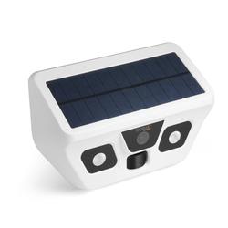 FullHD-Solar-Außenkamera mit LED-Licht