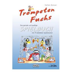 Trompeten Fuchs Spielbuch - mit 2 CDs