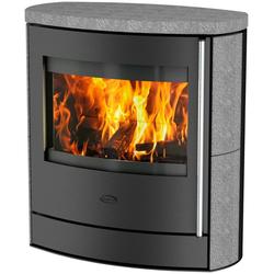 Fireplace Kaminofen ADAMIS, 7,2 kW, Zeitbrand